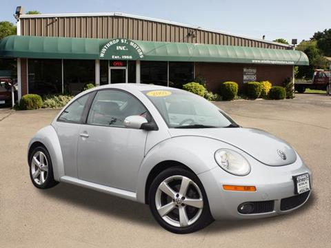 2007 Volkswagen New Beetle for sale in Taunton, MA