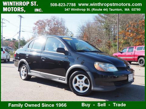2001 Toyota ECHO for sale in Taunton, MA