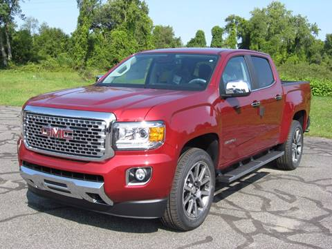 2018 GMC Canyon for sale in Sheffield, MA