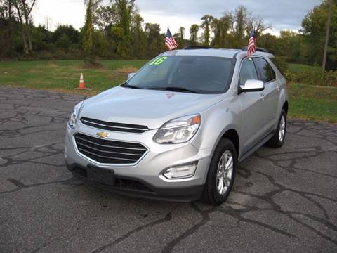 2016 Chevrolet Equinox for sale in Sheffield, MA