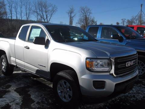2017 GMC Canyon for sale in Sheffield, MA