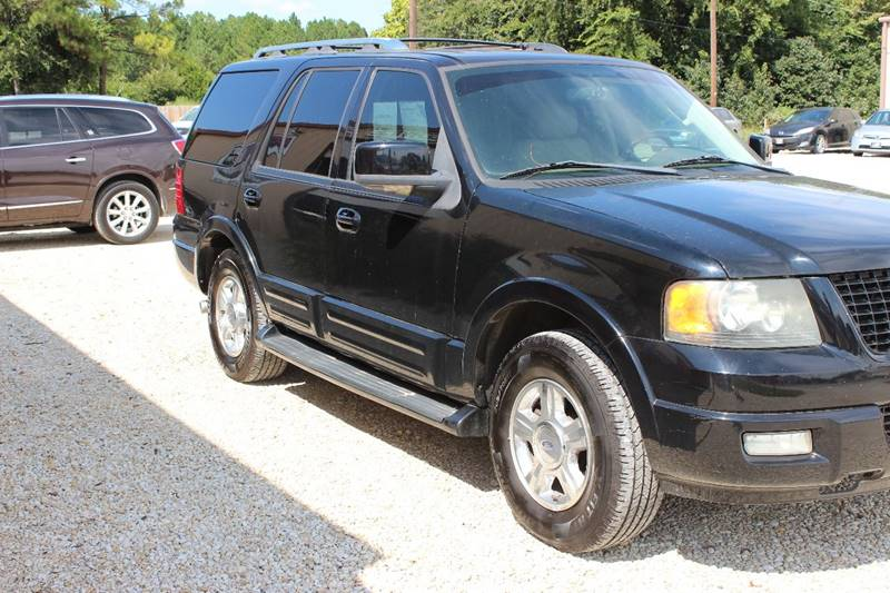 2005 Ford Expedition Limited 4dr SUV - Gainesville TX
