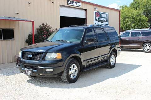 2005 Ford Expedition for sale at Gtownautos.com in Gainesville TX