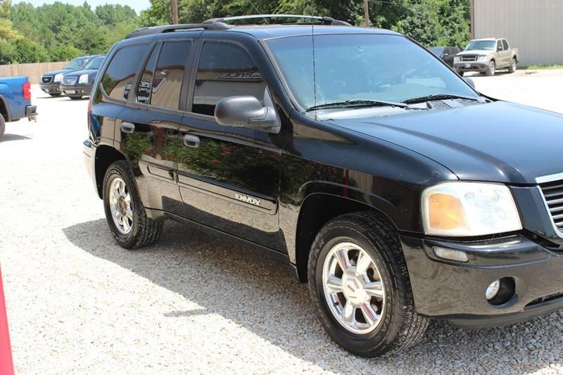 2003 GMC Envoy SLE 4dr SUV - Gainesville TX