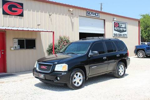 2003 GMC Envoy for sale at Gtownautos.com in Gainesville TX