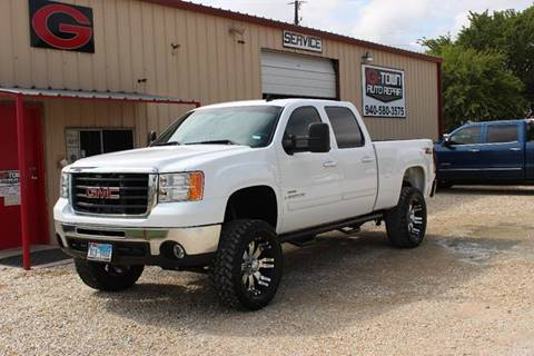 2009 GMC Sierra 2500HD for sale at Gtownautos.com in Gainesville TX