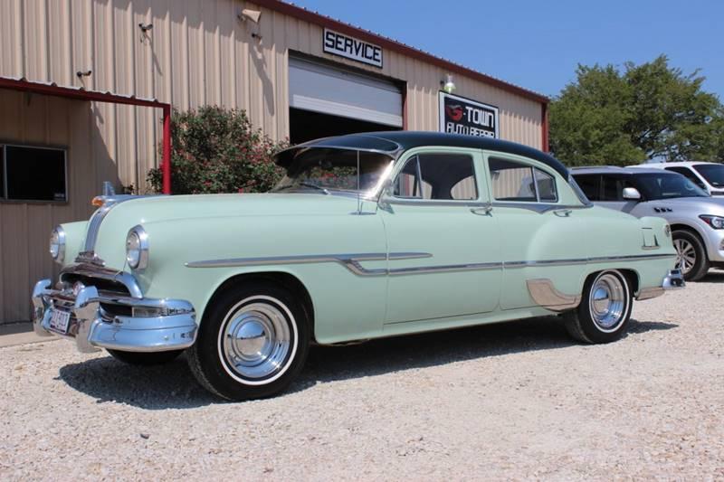 1953 Pontiac Chieftain 4dr - Gainesville TX