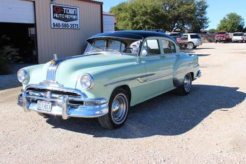 1953 Pontiac Chieftain for sale in Gainesville, TX