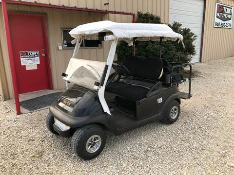 2004 Club Car Golfcart