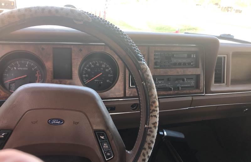 1987 Ford Bronco II 2dr Eddie Bauer 4WD SUV - Gainesville TX