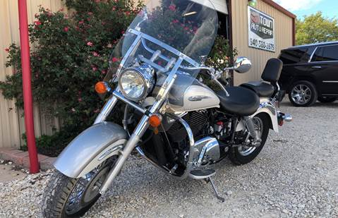 2001 Honda Shadow Aero