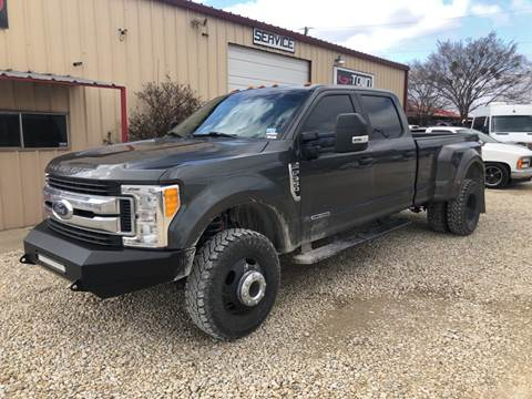 2017 Ford F-350 Super Duty XLT for sale at Gtownautos.com in Gainesville TX