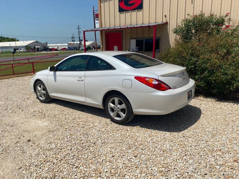 2005 Toyota Camry Solara SE Sport V6 2dr Coupe - Gainesville TX