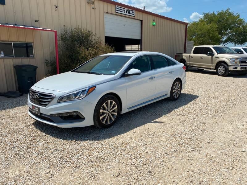 2017 Hyundai Sonata Limited 4dr Sedan - Gainesville TX