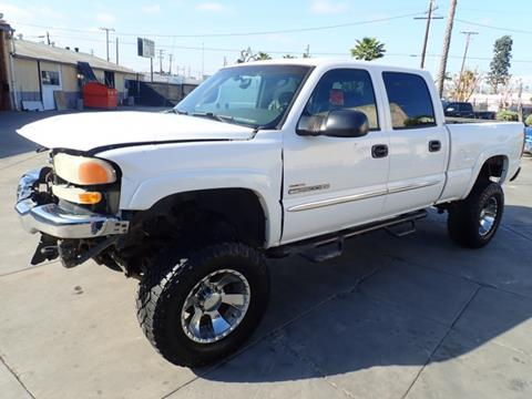 2003 GMC Sierra 2500HD for sale in West Valley City, UT