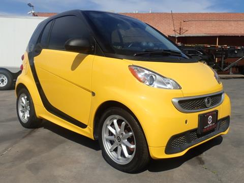 2014 Smart fortwo electric drive for sale in West Valley City, UT