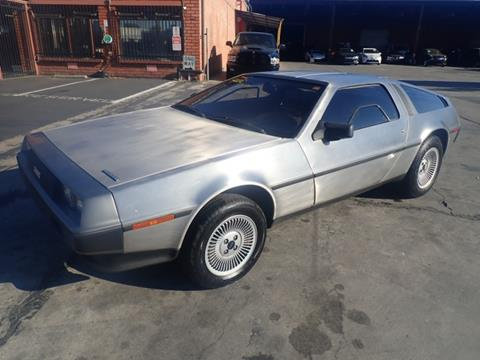 1983 DeLorean DMC-12 for sale in West Valley City, UT