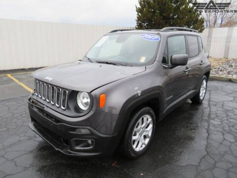 2017 Jeep Renegade for sale in West Valley City, UT