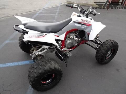 2018 Yamaha YFZ450