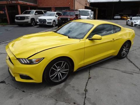 2016 Ford Mustang for sale at Autoexporters Inc in West Valley City UT