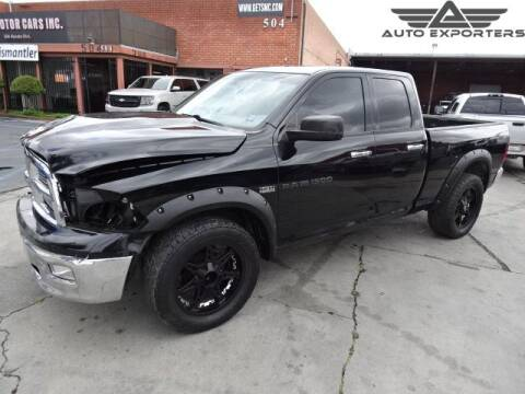 2012 RAM Ram Pickup 1500 for sale at Autoexporters Inc in West Valley City UT