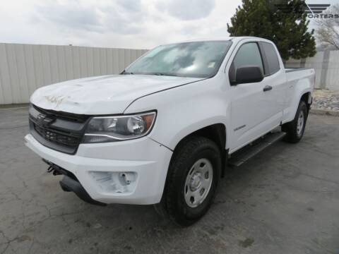 2016 Chevrolet Colorado Work Truck for sale at Autoexporters Inc in West Valley City UT