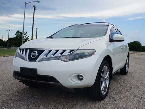 2010 Nissan Murano for sale in Garland, TX
