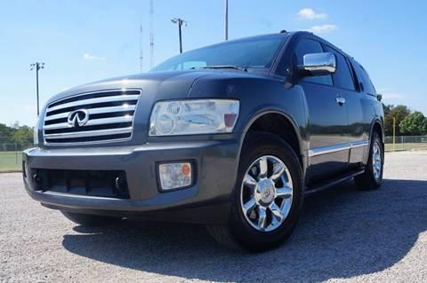 2007 Infiniti QX56 for sale in Garland, TX