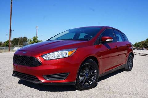 2016 Ford Focus for sale in Garland, TX