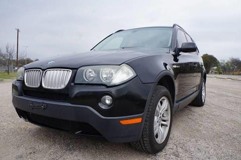2007 BMW X3 for sale in Garland, TX