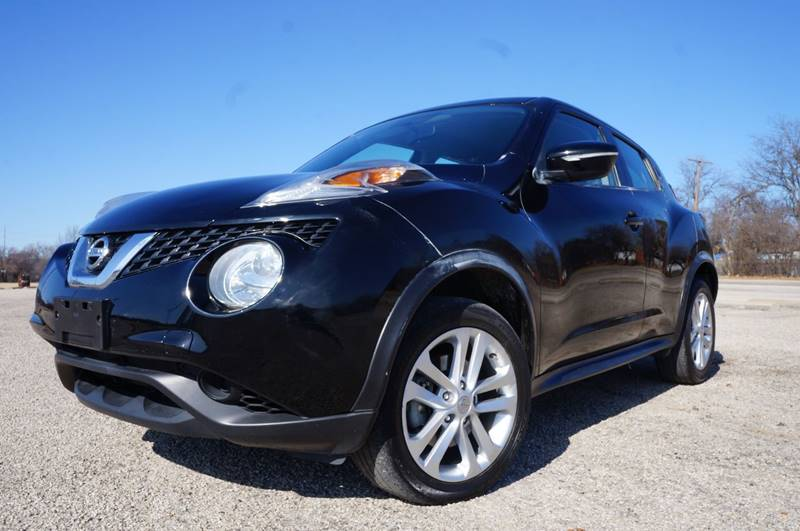 2016 Nissan JUKE for sale at International Auto Sales in Garland TX