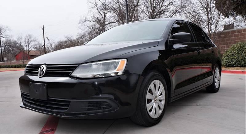 2013 Volkswagen Jetta S 4dr Sedan 6A In Garland TX - International