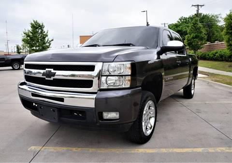 2011 Chevrolet Silverado 1500 for sale at International Auto Sales in Garland TX