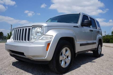2012 Jeep Liberty for sale in Garland, TX