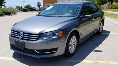 2014 Volkswagen Passat for sale at International Auto Sales in Garland TX