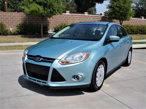 2012 Ford Focus for sale at International Auto Sales in Garland TX