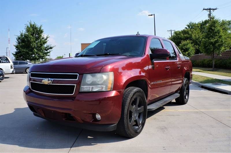 2009 Chevrolet Avalanche for sale at International Auto Sales in Garland TX