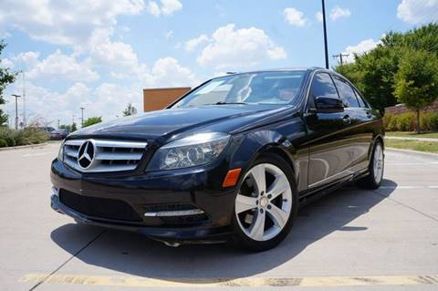 2011 Mercedes-Benz C-Class for sale at International Auto Sales in Garland TX