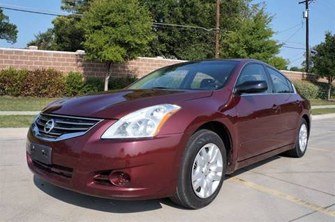 2012 Nissan Altima for sale at International Auto Sales in Garland TX
