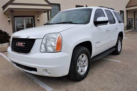 2012 GMC Yukon for sale in Garland, TX