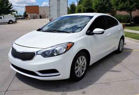 2016 Kia Forte for sale in Garland, TX