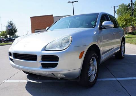 2006 Porsche Cayenne for sale in Garland, TX