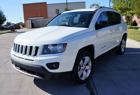 2016 Jeep Compass for sale in Garland, TX