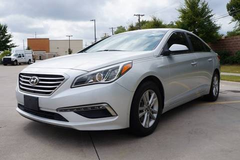 2015 Hyundai Sonata for sale in Garland, TX