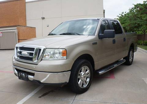2008 Ford F-150 for sale in Garland, TX