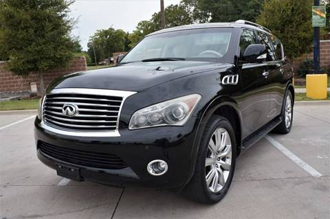 2011 Infiniti QX56 for sale in Garland, TX