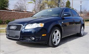 2007 Audi A4 for sale in Garland, TX