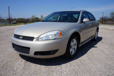 2010 Chevrolet Impala for sale in Garland, TX