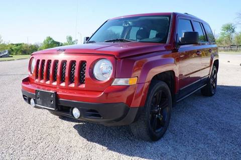 2014 Jeep Patriot for sale in Garland, TX