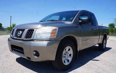 2007 Nissan Titan for sale in Garland, TX
